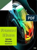 NVIDIA_GPU-Acceleration of CAE Simulations