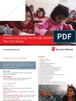 Transforming Young Lives Through Education_The Review 2014_Web_Email_0