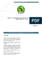 Annexe D - Match Ticket Layout Guide for CAF Competitions - (FR)