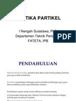 Kinetika Partikel New