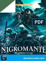 Nigromante - Jonathan Green