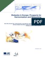 Biobanks in Europe