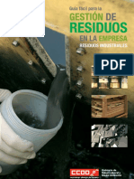 Gestion de Residuos en La Empresa