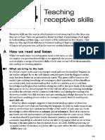 Jeremy Harmer the Practice of English Language Teaching TeachingReceptiveSkillsListening