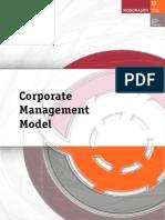 Corporate Management Model
