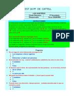 16pf Version 5r - CD