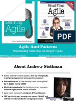 Agile Antipatterns