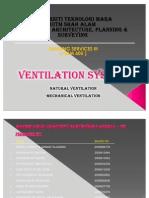 Slide Ventilation System