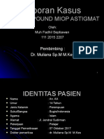ODS Compound Miop Astigmat