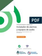 DC MANTENIMIENTO de AUTOMOTORES Instalador de Alarmas y Equipos de Audio