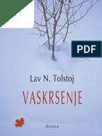 Lav Nikolajevič Tolstoj - VASKRSENJE