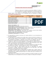 Protocolo de Comunicación de Voladura PCV-AM-PPR