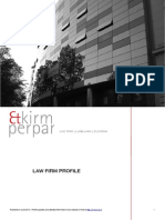 Kirm Perpar New Law Firm Profile June 2013