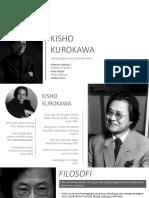 Kiso Kurokawa Teori Sejarah Arsitektur Modern dan PostModern