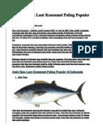 10 Jenis Ikan Laut Konsumsi Paling Populer Di Indonesia (2)