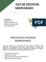 Procesos de Decision Markovianos