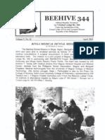 Beehive 344 April 2010