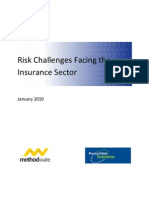 Risk Challenges Facing the Insurance Sector