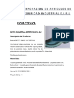 Ficha Tecnica Botin j&z ULTIMO