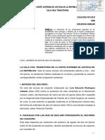 Casacion 1873 2015 Lima Valoracion Integral de Pericia Psicologica en Proceso de Violencia Familiar Legis.pe
