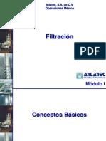4. Curso Capacitacion + FILTRACION + Operaciones