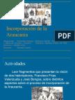 Incorporación de la Araucanía ENCHULADO