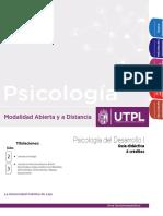 Guía Psicología Del Desarrollo 1