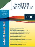 Asnb Prospectus