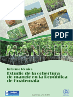 Estudio de La Cobertura de Mangle en Guatemala FINAL