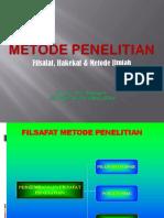 1.Metodologi Penelitian (Filsafat, Hakikat, Dan Metode Ilmiah)(2)