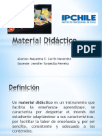 Material Didáctico. Macarena Currin