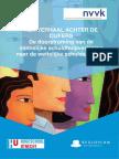 201412 Eindrapport NVVK Regioplan HU Het Verhaal Achter de Cijfers