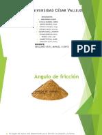 Angulo de Friccion (1)