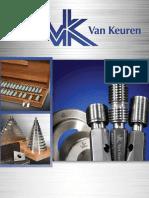 Van Keuren Catalog 2012
