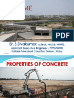 Concrete Properties