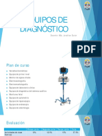 1.Equipos de Diagnóstico