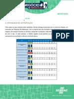 Exemplos - Alimentação Fora Do Lar - 9 - Mercado - Pesquisa de Satisfação
