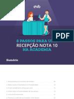 8 Passos Recepcao Nota 10