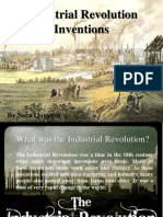 The Inventions of Industrial Revolution