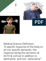 Techniques to Improve Stress Management PDF