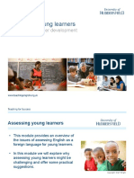 Assessing Young Learners TEv10