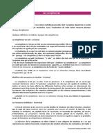 Ressources Méthodologiques - Les Compétences - UE10 APSA