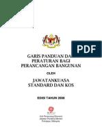 Garis Panduan Standard and Cost 2008
