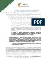 Resumen Normativa Incendio Mutlifamiliares R-2