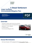 VW Settlement Presentation Clean Cities 09272017