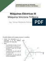 Máquina Sincrona