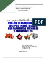 282540133 Libro Avaluo de Maquinarias y Equipos Industriales Arreglado