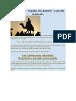 Tuaregs-Actualidad Solidaria 23 Marzo 2012