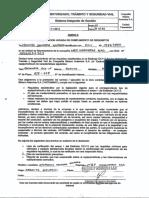 Anexo 8 Declaración Jurada M&P