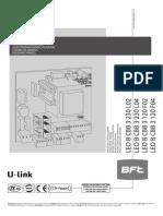 Manual Bft Leo b Cbb (1)